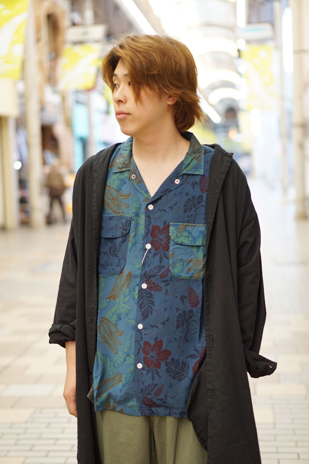 THE NORT FACE PURPLE LABEL / Styling